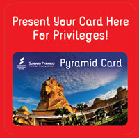 Sunway Pyramid Card