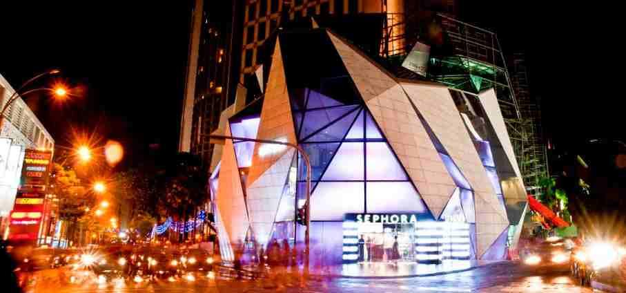 sephora kl building