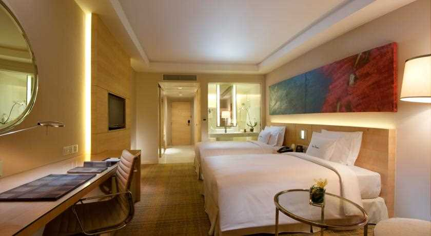 double tree kl beds