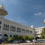 Old Kuala Lumpur Train Station