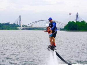 flyboard putrajaya ticket price for family