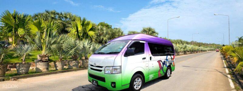 penang private car charter around the penang island