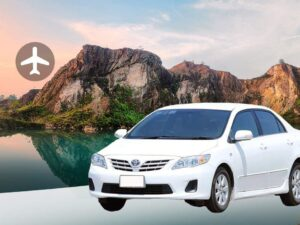 private airport transfer from penang airport to hotel
