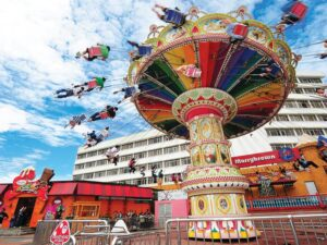 carousel in genting that you can try during your genting day trip from kuala lumpur