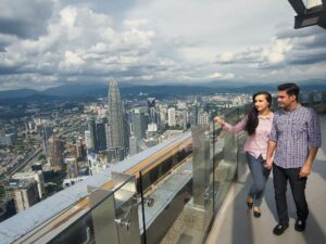 kl tower observation deck discount ticket price