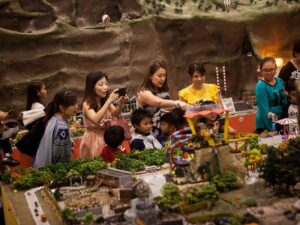 minnature ticket gives you access to miniature world in kuala lumpur