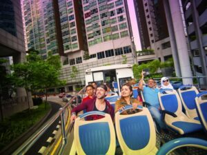 penang hop on hop off ticket lets you see penang's best attractions in a day pass