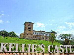 kellies castle visit during kuala lumpur to ipoh tour