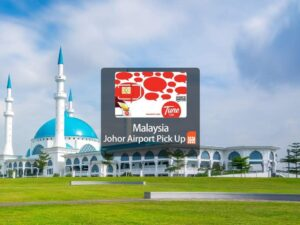 with a 4g simcard you'll get data access during your stay in malaysia