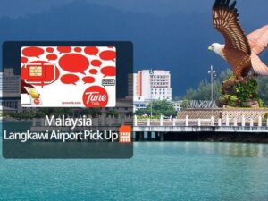 4g sim card for langkawi can be pick up at the airport