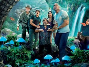 with 4d adventureland singapore ticket, you get to enjoy multi sensory cinema experience in the island - like in one of the scene featuring the rock