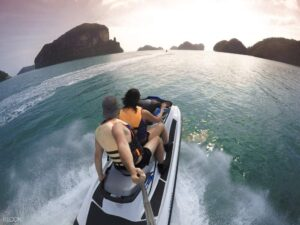 langkawi island hopping tour with jet ski