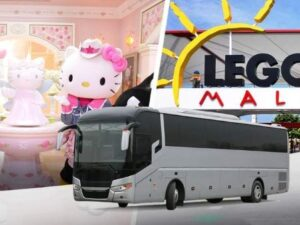 legoland transfer with bus from singapore