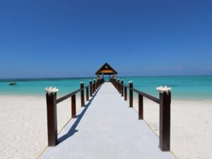 the mengalum clear water will be one of the most unforgettable memories you'll have during the mengalum island day tour
