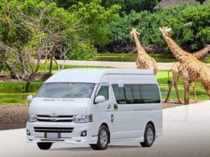 shared safari world bangkok transfer