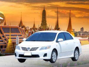 discount suvarnabhumi airport transfer bangkok thailand