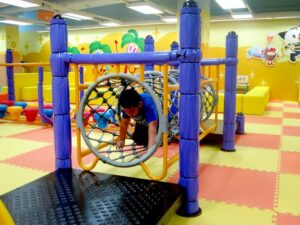 with aeon pekka johor bharu ticket your kid can play in the mall