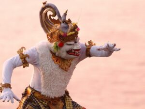 the barong dance you can see during your bali tour