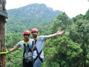 a favourite among foreign tourists, the langkawi umgawa will let you see more of the ancient langkawi jungle