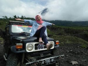 the merapi jeep tour with prambanan and borobudur trip