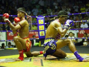 with the may thai stadium ticket in bangkok you'll be able to watch real kick boxing fights during your holiday in thailand