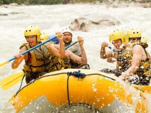 padas white water rafting lets you enjoy the padas river under the safe hands of the experts