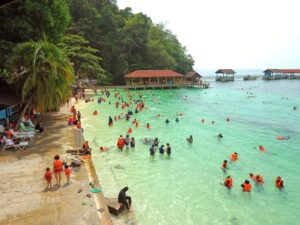 payar island beach snorkeling day tour