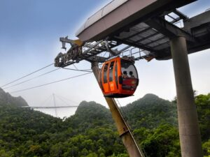 langkawi skytrail cable car package