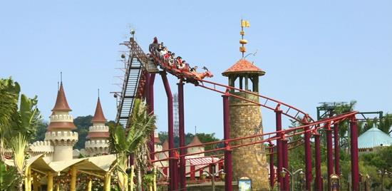 with your uss singapore ticket discount your kids can also try the family roller coaster in the far far away land