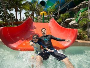 with the vana nava hua hin theme park discount ticket you can enjoy water slides and more at this thailand water park