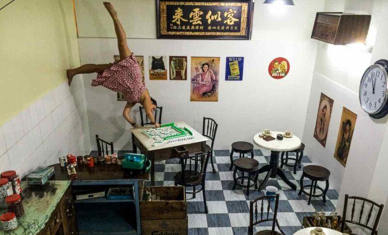 upside down penang museum