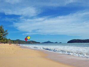 cenang beach area langkawi