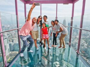 kl tower skydeck transparent glass