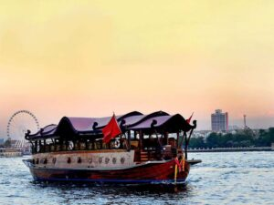 manohra river cruise bangkok tour ticket