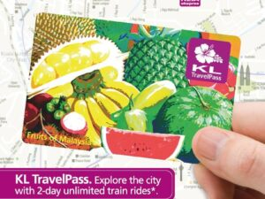 kltravelpass unlimited 2 days train ride promo