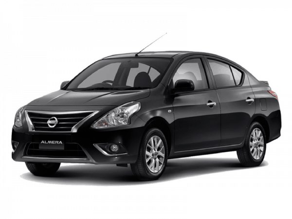 langkawi car rent - the nissan almera