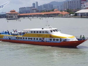 super fast ferry langkawi island to penang
